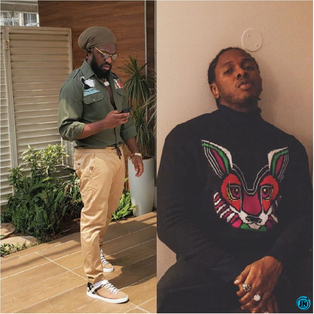 Be Sincere!!! Timaya and Runtown, Who is better? See For Yourself